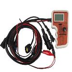 Photo of orange and black CR508 common rail pressure tester